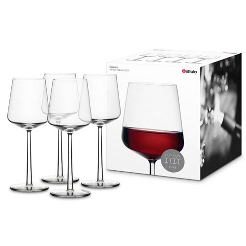 iittala Essence Red Wine Glasses (Set of 4)