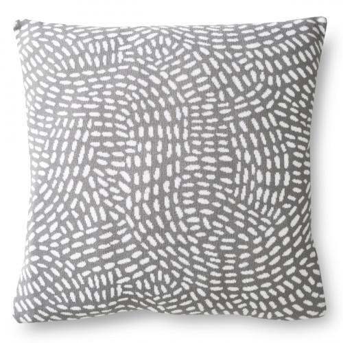 Finlayson Pilkkuva Grey / White Throw Pillow
