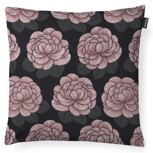 Finlayson Pieni Sylvi Black Throw Pillow