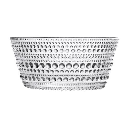 iittala Kastehelmi Clear Dessert Bowl