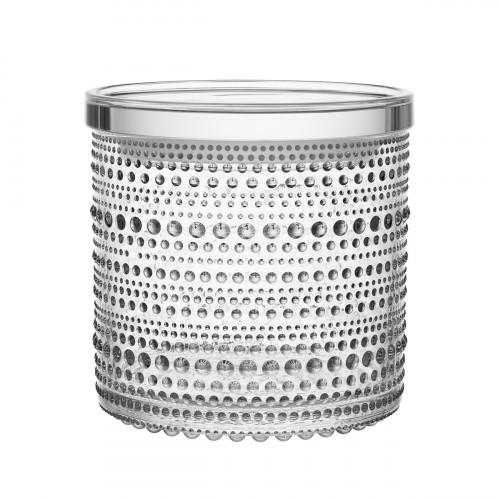 iittala Kastehelmi Clear Large Jar