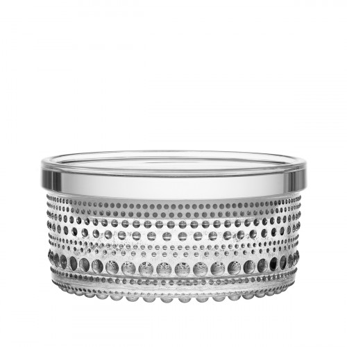 iittala Kastehelmi Clear Small Jar