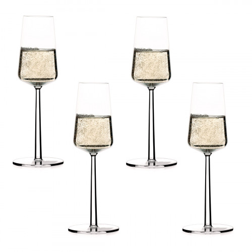 iittala Essence Champagne Glasses (Set of 4)