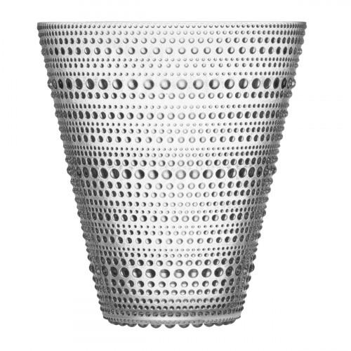 iittala Kastehelmi Clear Vase