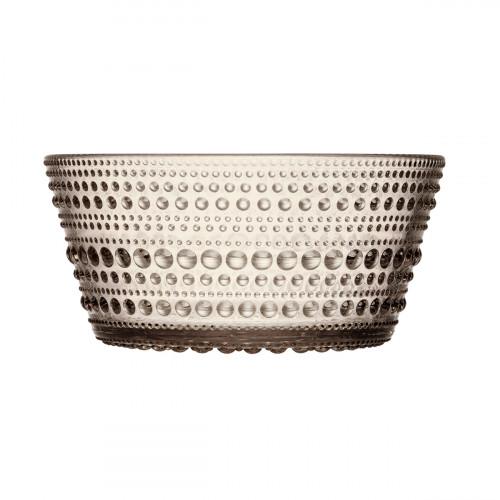 iittala Kastehelmi Linen Dessert Bowl