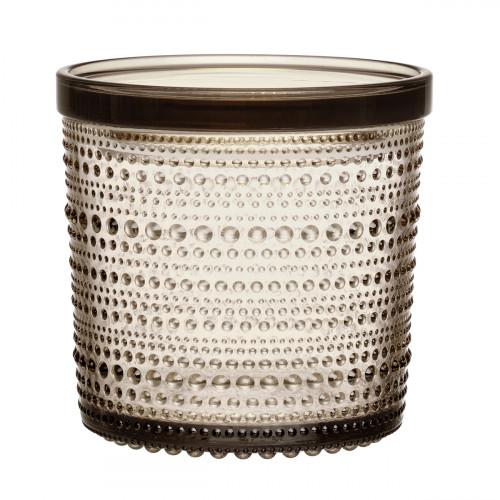 iittala Kastehelmi Linen Large Jar