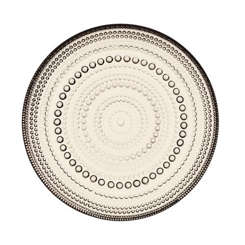 iittala Kastehelmi Linen Salad Plate