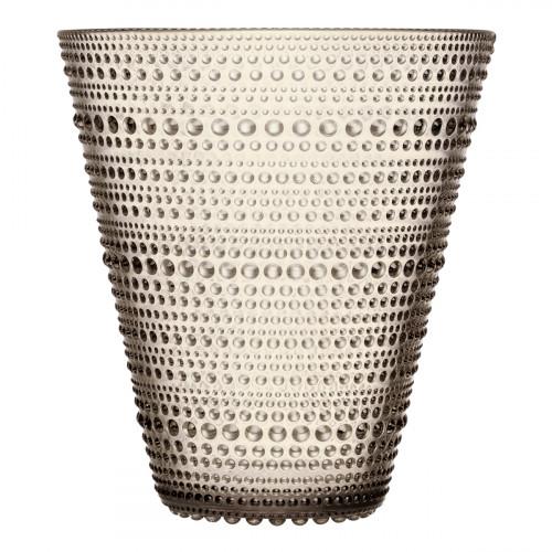 iittala Kastehelmi Linen Vase