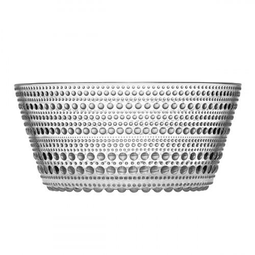 iittala Kastehelmi Clear Small Serving Bowl