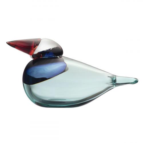 iittala Toikka Sea Blue Queenfisher