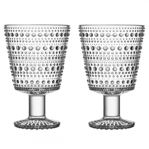 ittala Kastehelmi Clear Universal Glass - Set of 2