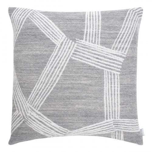 Lapuan Kankurit Himmeli Grey Throw Pillow
