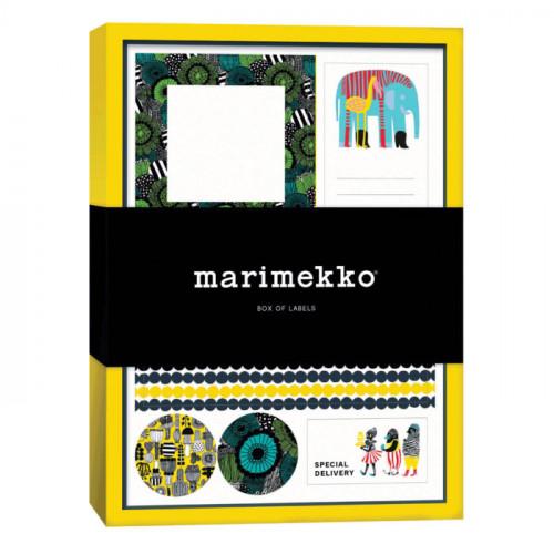 Marimekko Box of Labels