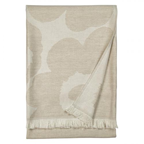 Marimekko Unikko Beige Turkish Bath / Beach Towel