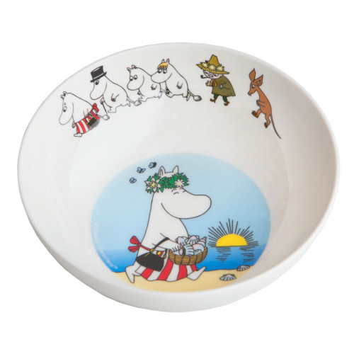 Moomin Moominmamma Archipelago Children's Bowl