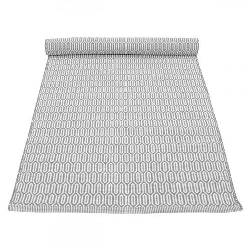 Pentik Alvar Light Grey Cotton Rug