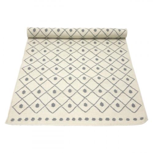Pentik Aukusti Cream Wool Rug