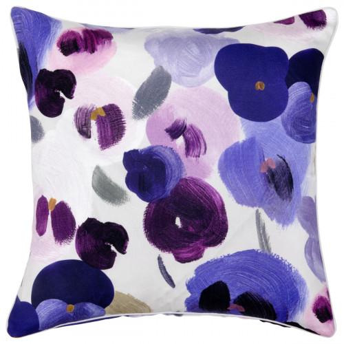 Pentik Orvokki Blue / Multi Throw Pillow