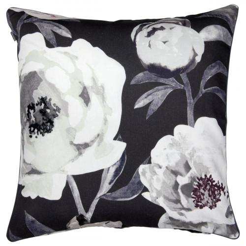 Pentik Pioni Charcoal Throw Pillow