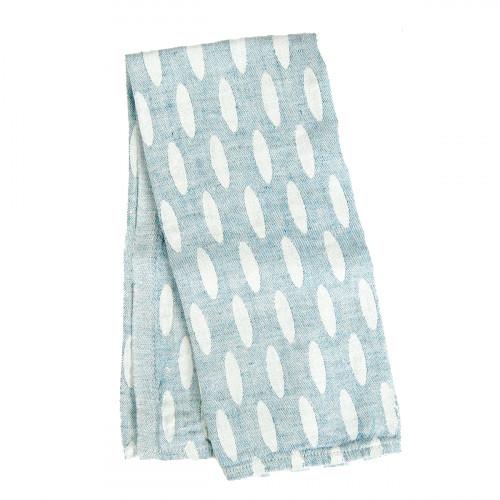 Lapuan Kankurit Helmi Blue Tea Towel
