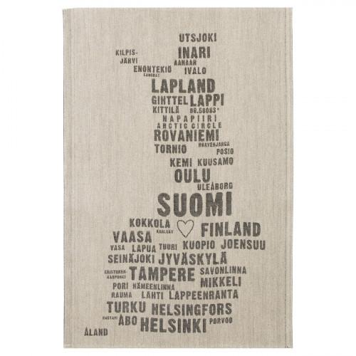 Lapuan Kankurit My Finland Tea Towel