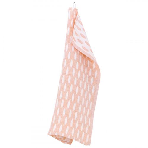 Lapuan Kankurit Helmi Cinnamon Tea Towel