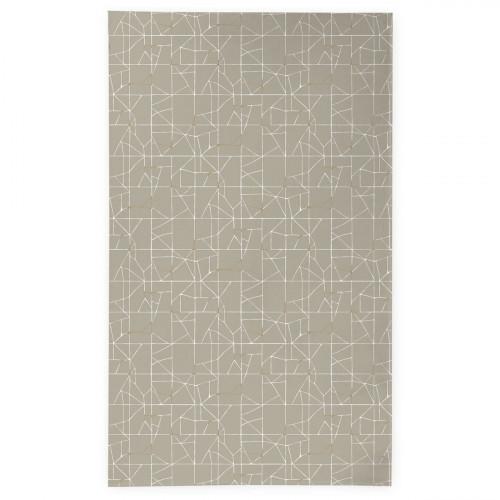 Finlayson Loisto Beige / White / Gold Tablecloth