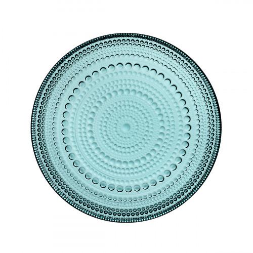 iittala Kastehelmi Sea Blue Salad Plate