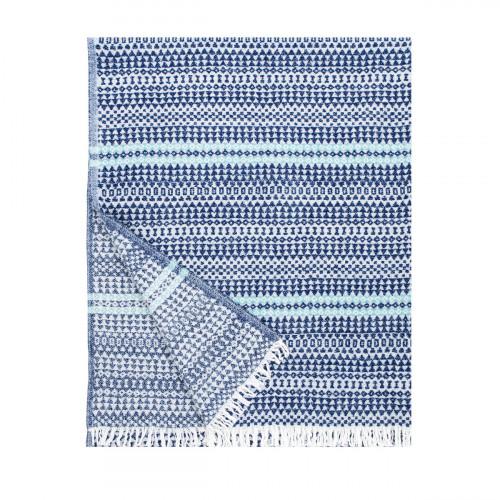 Lapuan Kankurit Aino Blue/Turquoise Blanket