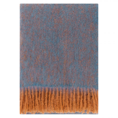 Lapuan Kankurit Revontuli Blue / Orange Blanket