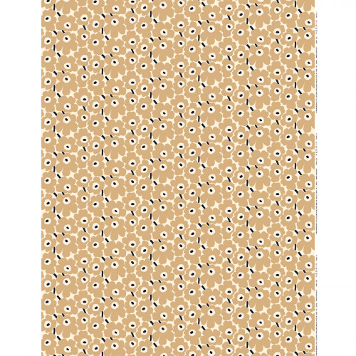 Marimekko Mini Unikko Beige Fabric