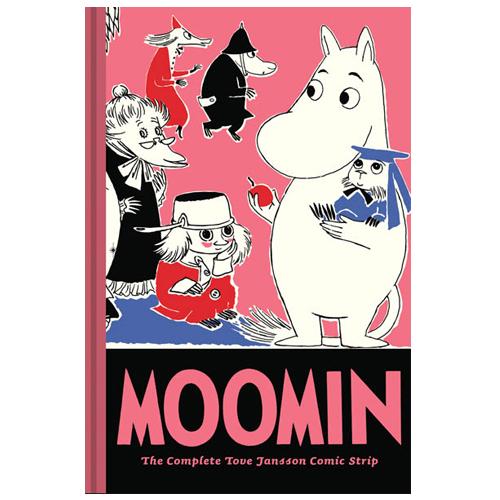 Moomin - The Complete Tove Jansson Comic Strip Vol. 5