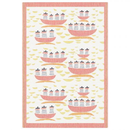 Ekelund Moomin Boats Baby Blanket