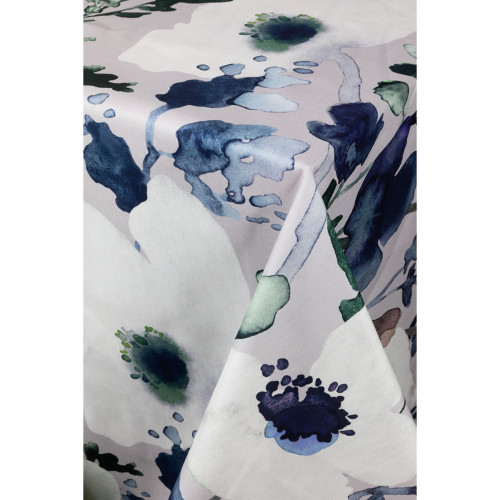 Pentik Anemone Grey / Blue Tablecloth