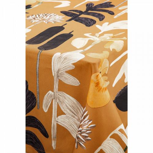 Pentik Kaislikko Gold Tablecloth