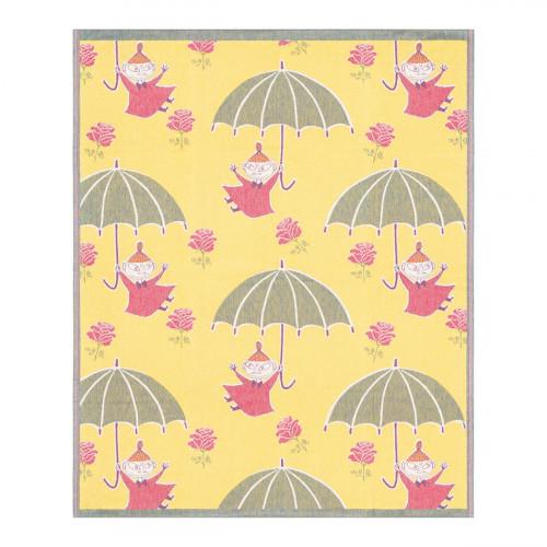 Ekelund Moomin Little My Umbrella Baby Blanket