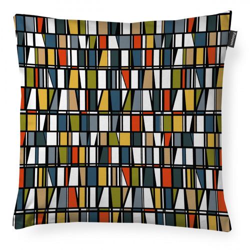 Finlayson Coronna Multicolor Throw Pillow