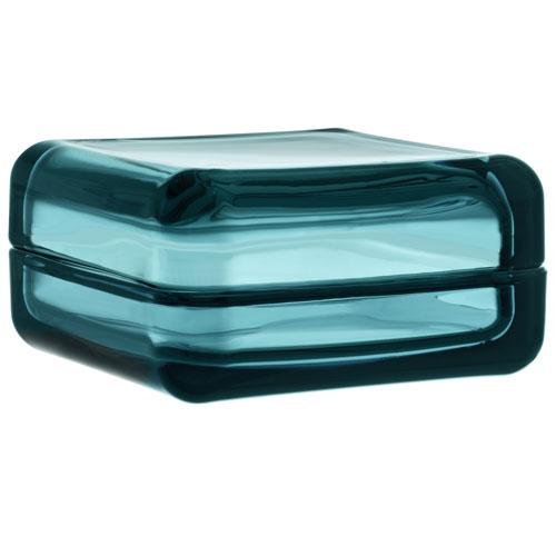 iittala Large Sea Blue Vitriini Box