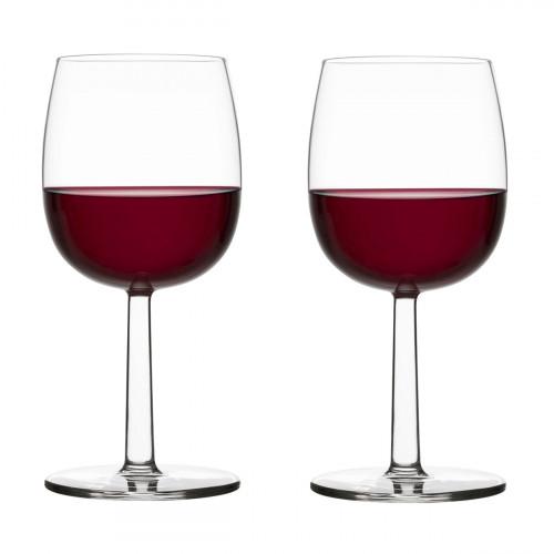 iittala Raami Red Wine Glasses (Set of 2)