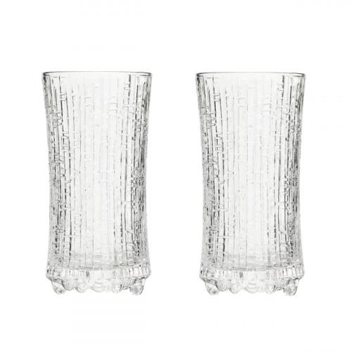 Iittala Ultima Thule Anniversary Champagne Glasses (Set of 2)