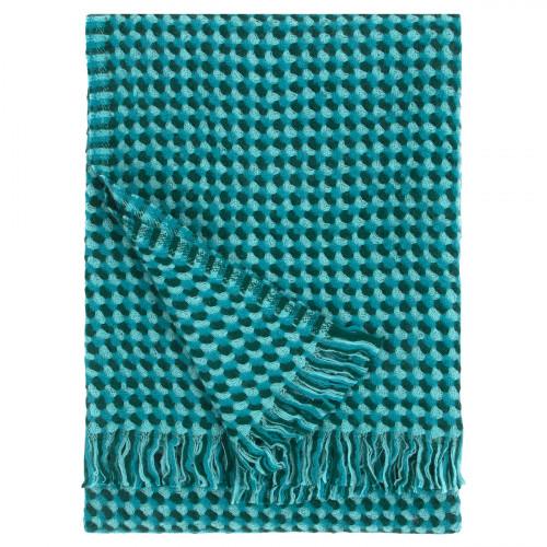 Lapuan Kankurit Alva Petrol Wool Blanket