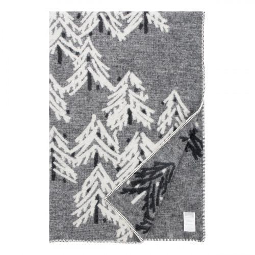 Lapuan Kankurit Kuusi Grey Blanket