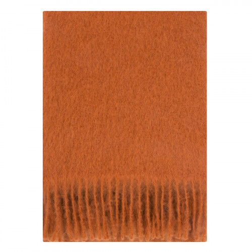 Lapuan Kankurit Saaga Uni Rust Mohair Blanket