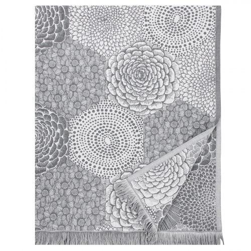 Lapuan Kankurit Ruut Grey Blanket / Tablecloth