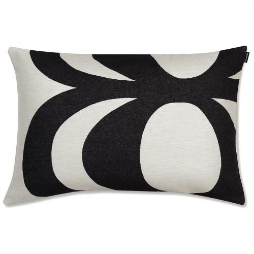 Marimekko Kaivo White / Black Lounge Pillow
