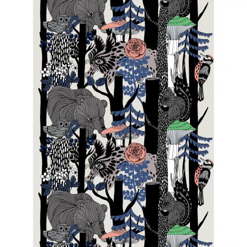 Marimekko Veljekset Finland 100 Fabric Repeat