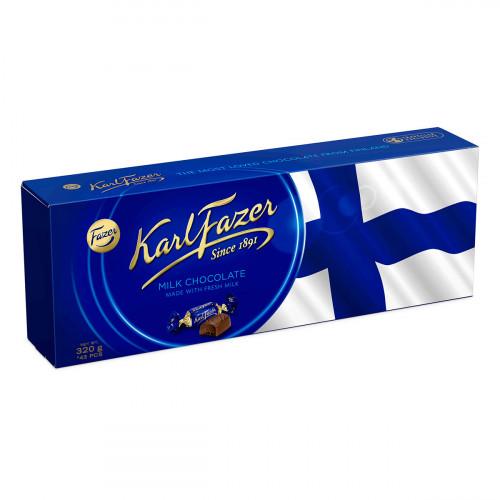Fazer Milk Chocolate Box - 11-1/4 oz