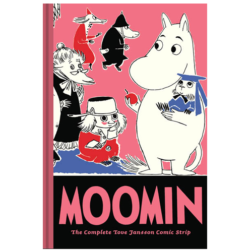 Moomin - The Complete Tove Jansson Comic Strip Vol. 5