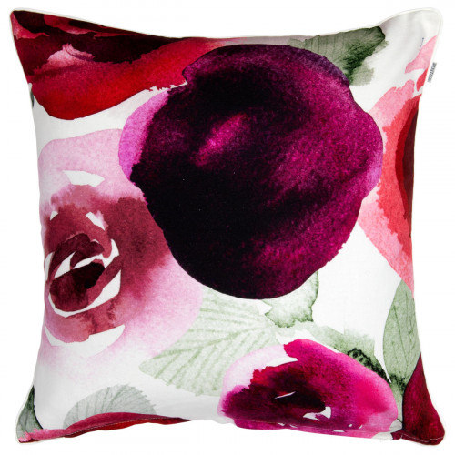 Pentik Ruusu Ivory Throw Pillow