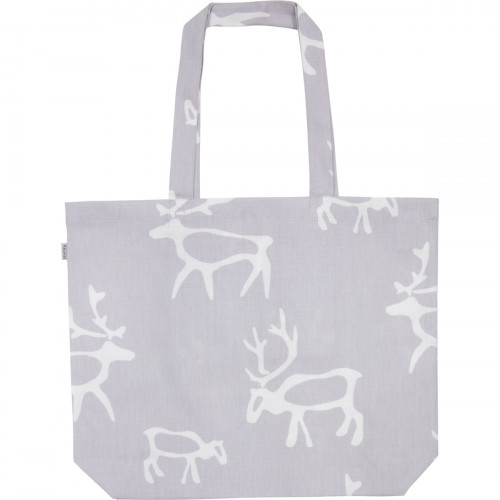Pentik Saaga Grey Tote Bag